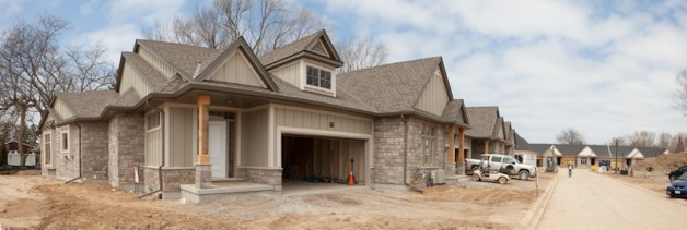 Heritage Oak Estates is really moving along!