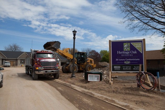 We are beginning the last block at Heritage Oak Estates