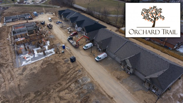 Orchard Trail model home has had an incredible response!