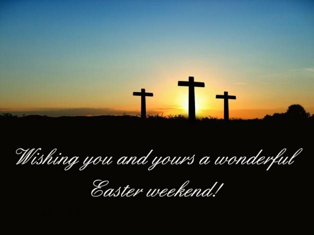 Wishing you a wonderful Easter celebration!