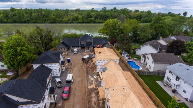 Pierport Court is moving right along!