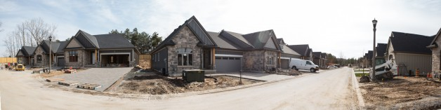 Spring arrived, new projects and 2 beautiful model homes!