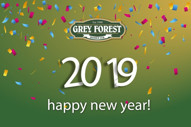 Wishing you all the Best in 2019!