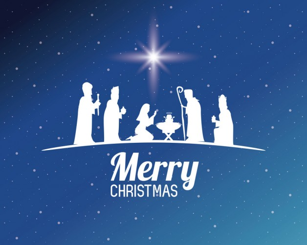 Wishing you a Merry Christmas!