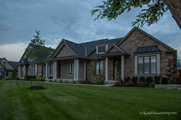 Model home is now open!