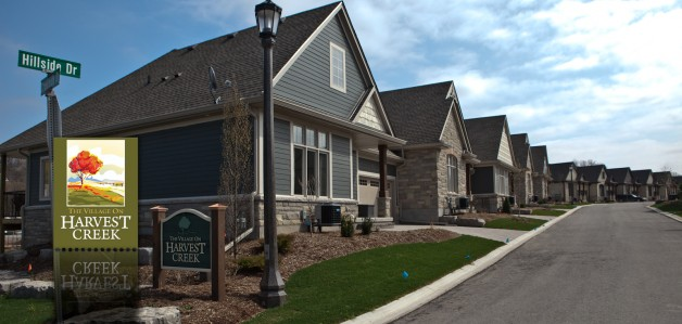 Open House today is at Harvest Creek in St. David's