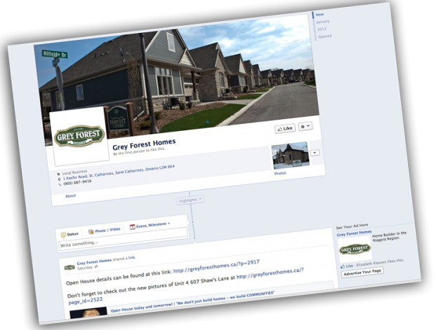 Did you know we're on Facebook?
